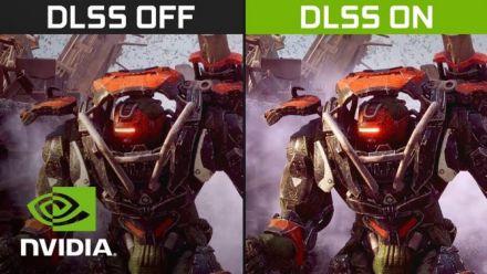Anthem: NVIDIA DLSS