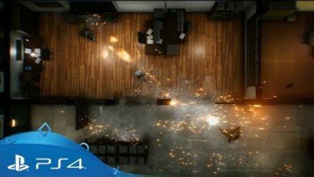 Vidéo : The Hong Kong Massacre  se montre sur PS4