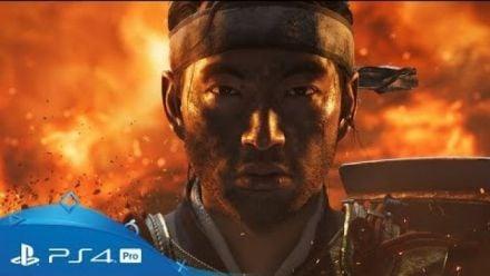 Ghost of Tsushima s'annonce en vidéo