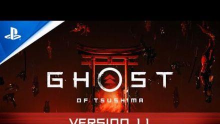 Vid�o : Ghost of Tsushima : La mise à jour Legends se date