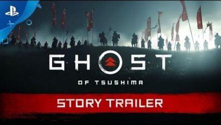 Ghost of Tsushima : Bande-annonce date de sortie
