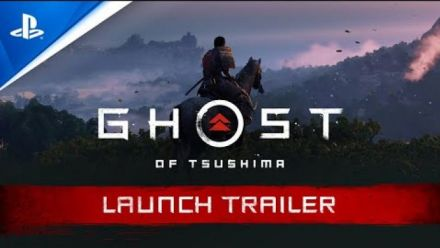 Ghost of Tsushima : Trailer de lancement