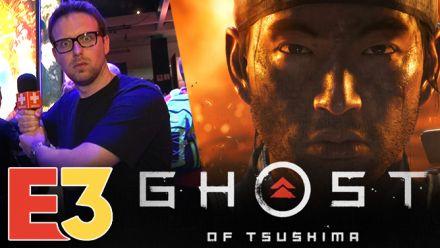 E3 2018 : Nos impressions de Ghost of Tsushima