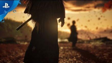 Ghost of Tsushima - Démo E3 2018 en japonais