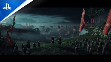 "vidéo : Ghost of Tsushima : Publicité ""Story"""
