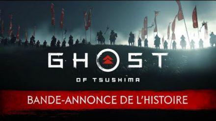 vidéo : Ghost of Tsushima | Bande-annonce de l'histoire et date de sortie - VF