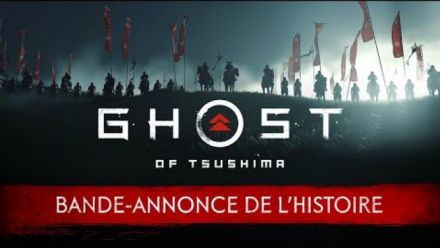 Ghost of Tsushima | Bande-annonce de l'histoire et date de sortie - VF