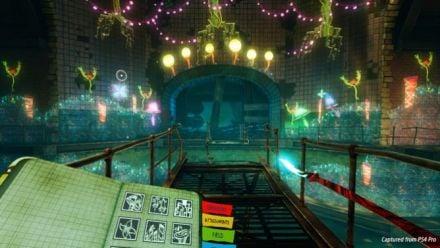 vid�o : Concrete Genie : Extrait jeu VR 2