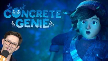 Vid�o : Concrete Genie : Nos impressions après 1 heure de jeu
