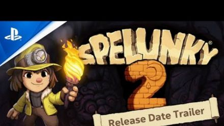 vidéo : Spelunky 2 - State of Play Release Date Trailer | PS4