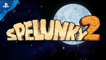 Vidéo : Spelunky 2 : Trailer d'annonce