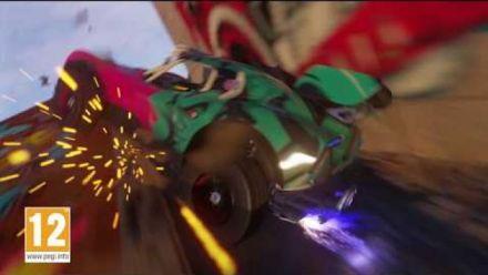 """Vid�o : Onush - Trailer """"Foncez, détruisez, recommencez"""""""