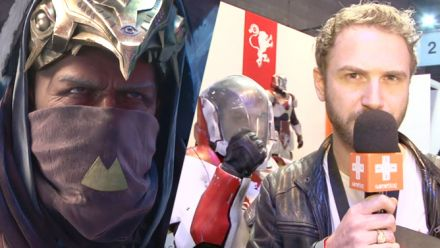 Vidéo : PGW : Impressions Destiny 2 Malédiction d'Osiris par Joniwan