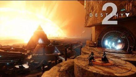 Vidéo : Destiny 2 : La Malédiction d'Osiris se lance en vidéo