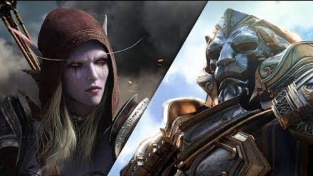 vidéo : Cinématique World of Warcraft : Battle for Azeroth