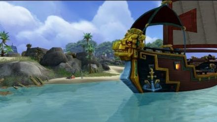 Vid�o : World of Warcraft Battle for Azeroth : Island Expeditions