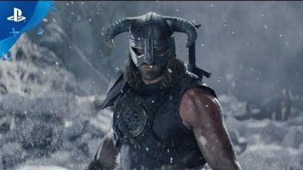 Vidéo : The Elder Scrolls V : Skyrim VR - Publicité