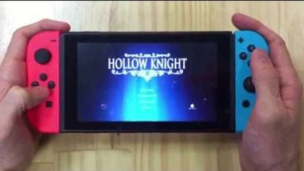 Vidéo : Hollow Knight : Gameplay sur Switch