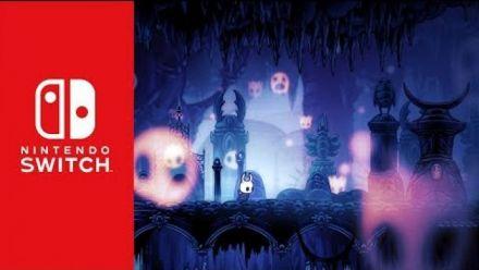 Vidéo : Hollow Knight : Trailer de lancement sur Switch