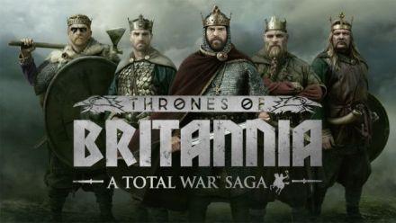 Vid�o : Total War Saga: THRONES OF BRITANNIA, trailer d'annonce