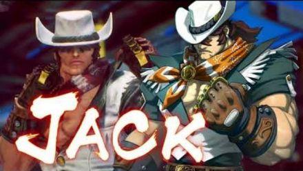 Vid�o : Fighting EX Layer : Blair et Jack se la donnent