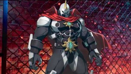 Vid�o : Fighting EX Layer : Shadowgeist tabasse