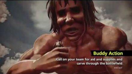 Vidéo : A.O.T. 2 - Battle Trailer