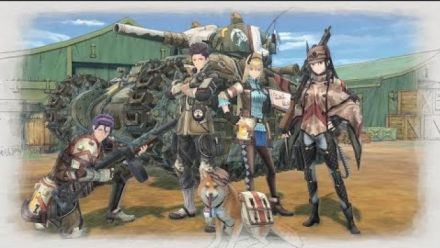 Valkyria Chronicles 4 : Story trailer