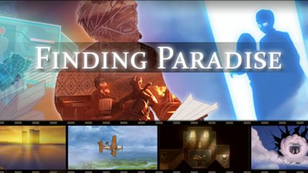 Vidéo : Finding Paradise : To the Moon 2 trailer