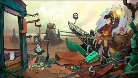 Vid�o : Chaos on Deponia PS4 et Xbox One date de sortie