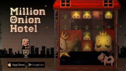 Vid�o : Million Onion Hotel - Trailer