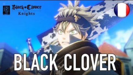 Vidéo : Black Cover Project Knights : Teaser d'annonce