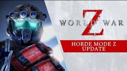 Vidéo : World War Z - Horde Mode Z Update Trailer