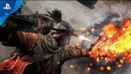 Sekiro : Shadows Die Twice : Trailer de lancement
