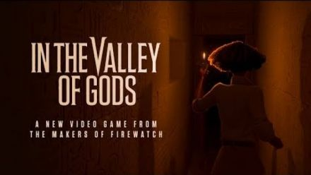 Vid�o : In The Valley of Gods Game Awards 2017