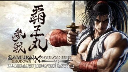 vid�o : SoulCalibur VI : Trailer de Haohmaru
