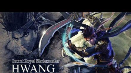 vid�o : SOULCALIBUR VI - Hwang Launch Trailer