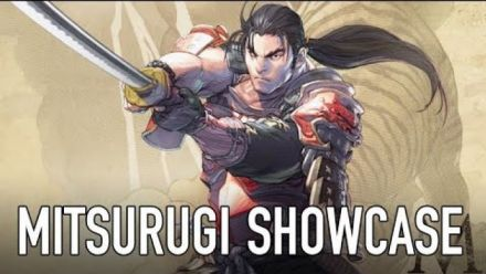 Vid�o : SoulCalibur VI : Présentation de Mitsurugi