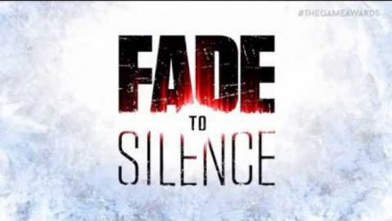 Vid�o : Fade to Silence sort de sa tanière Game Awards 2017