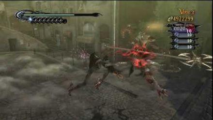 Vid�o : Bayonetta Switch : Invocation de démon