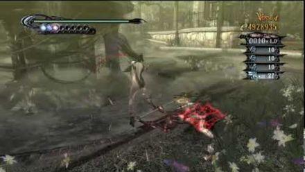 Bayonetta Switch : Vidéo Free Battle Action