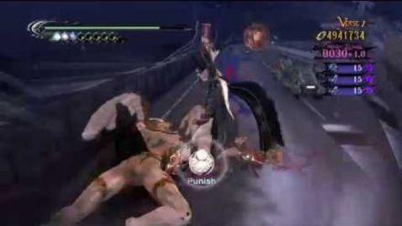 Bayonetta Switch : Witch Time