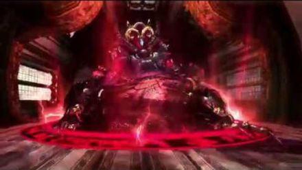 vidéo : Bayonetta 2 Switch : Invocation de démon
