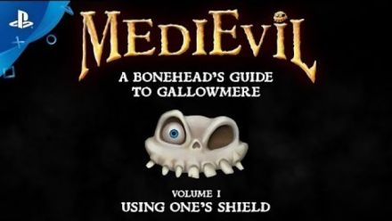 vidéo : MediEvil - Using One's Shield | PS4