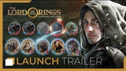 Vidéo : The Lord Of The Rings: Adventure Card Game - Launch Trailer