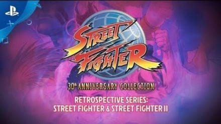 Vid�o : Street Fighter 30th Anniversary Collection : L'histoire de Street Fighter I et II