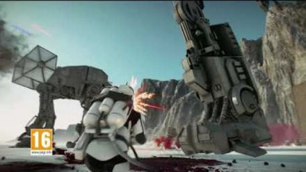 Vidéo : SW Battlefront 2 : Les Dernier Jedi Trailer