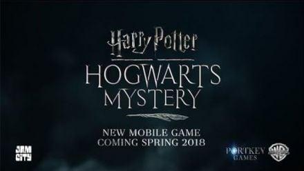 Vidéo : Harry Potter : Hogwarts Mystery Official Teaser Trailer