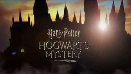 Vidéo : Harry Potter Hogwarts Mystery : Bande-annonce