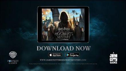Vidéo : Harry Potter : Hogwarts Mystery - Trailer de lancement